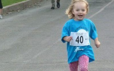 Should Kids Be Wearing Supportive Running Shoes?